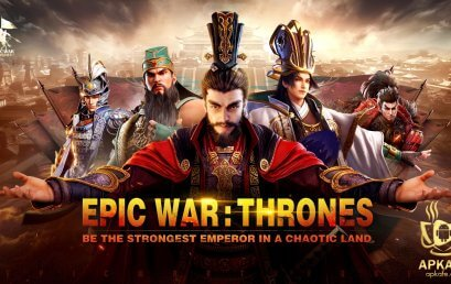 Epic War: Thrones – The strategy game with dreamlike graphics