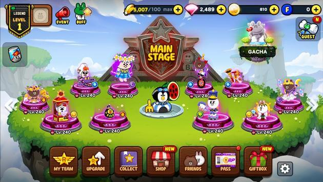 LINE Rangers For Android