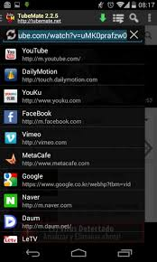 TubeMate YouTube Downloader 3 2 7 for Android free