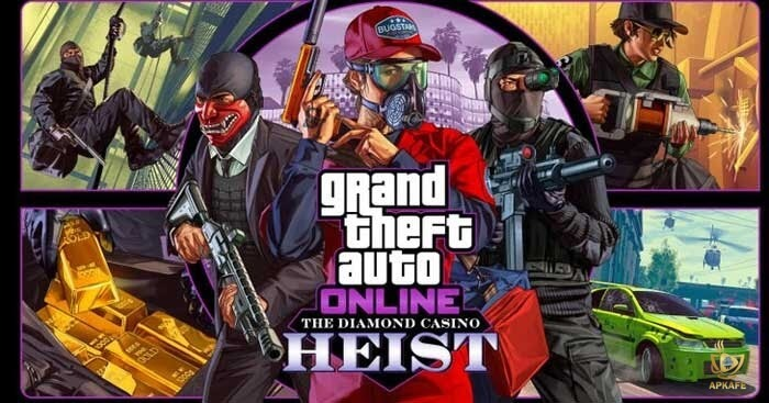 GTA 5 Diamond Casino Heist: The complete list of the entrance to the
