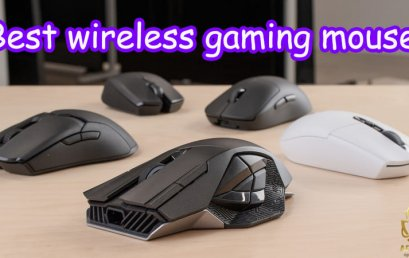 10 Best wireless gaming mouse