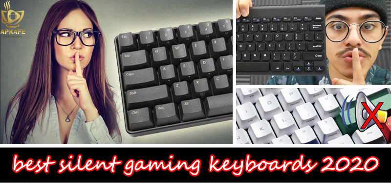 9 best silent gaming keyboards 2020