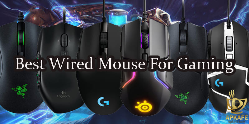 10 Best wired mouse for gaming