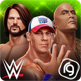 Wwe mayhem Download APK Free - Professional wrestling game