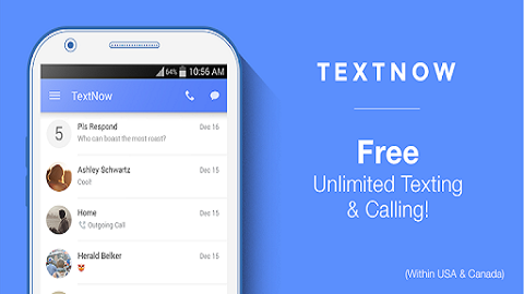 Textnow Free texting & calling -textnow for iphone,PC