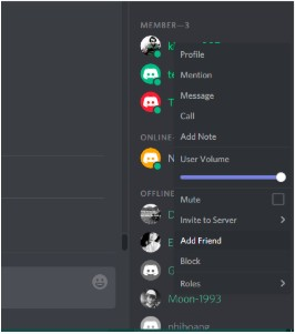 How to add friends on the Discord