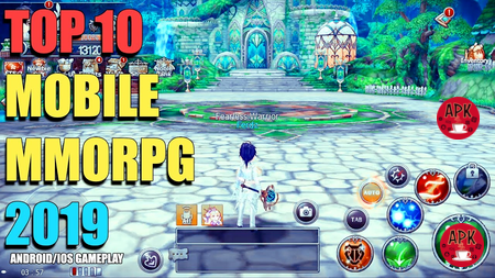 The top 10 best Android MMORPG 2019