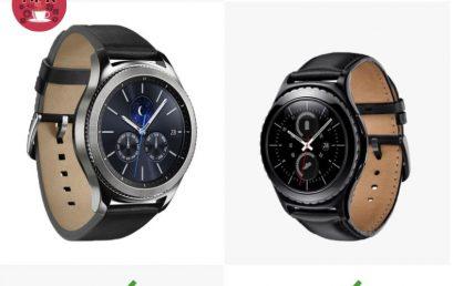 Samsung Gear S3 is really better than Samsung Gear S2?