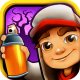 """1Subway Surfers Download APK Free - """"Endless runner"""" style action game"""