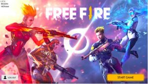 The instructions on how to play the Garena Free Fire APK on mobile