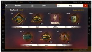 The instructions on how to play the Garena Free Fire APK on mobile 2