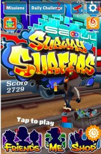 "Subway Surfers Download APK Free - ""Endless runner"" style action game33"