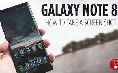 How to Screen Note 8