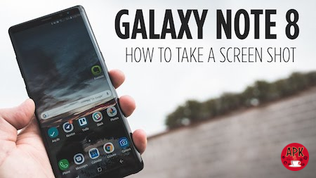 Everything about Note 8 Screen