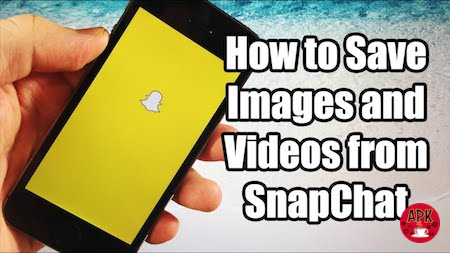 How to save Snapchat videos and pictures – The most detailed guide 2019