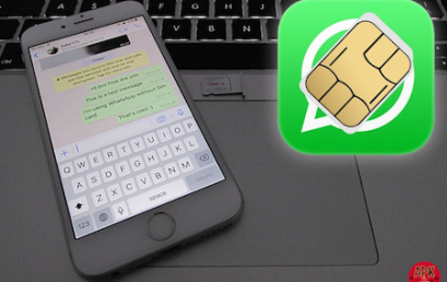 How to create a WhatsApp account without sim cards