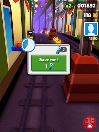 Instructions to get Subway Surfers high scores - APk - 2019