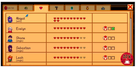 leah stardew valley gifts