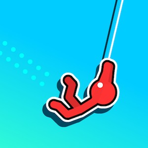 Download Stickman Hook APK free on Android - Fun grappling game4
