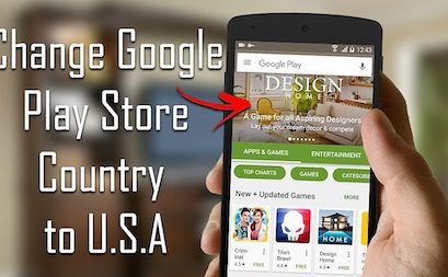 How To Change Country In Play Store