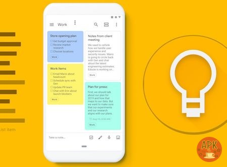 Google keep – How to use Google Keep