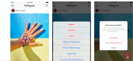 How to hide someone on instagram without unfollowing them - Apkafe.com