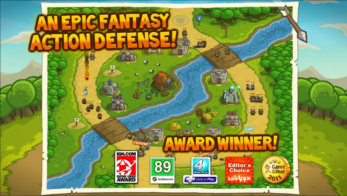 Top 6 Best Android Tower Defense Games On Play Store