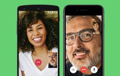 WhatsApp video call – Chat via Video with Whatsapp friends