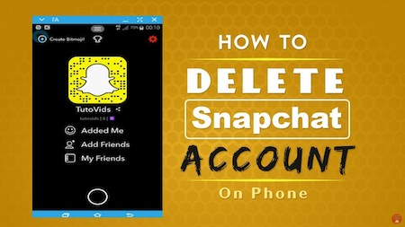 Delete Your Snapchat Account In A Few Easy Steps