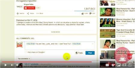 How To Tag In Youtube Comment - Tip and tricks - Apkafe.com2