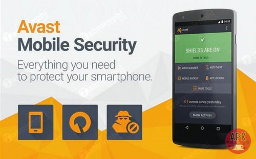 Top 10 app best antivirus for android and must have applications - Apkafe3