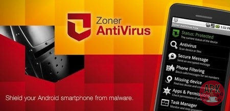 Top 10 app best antivirus for android and must have applications - Apkafe8