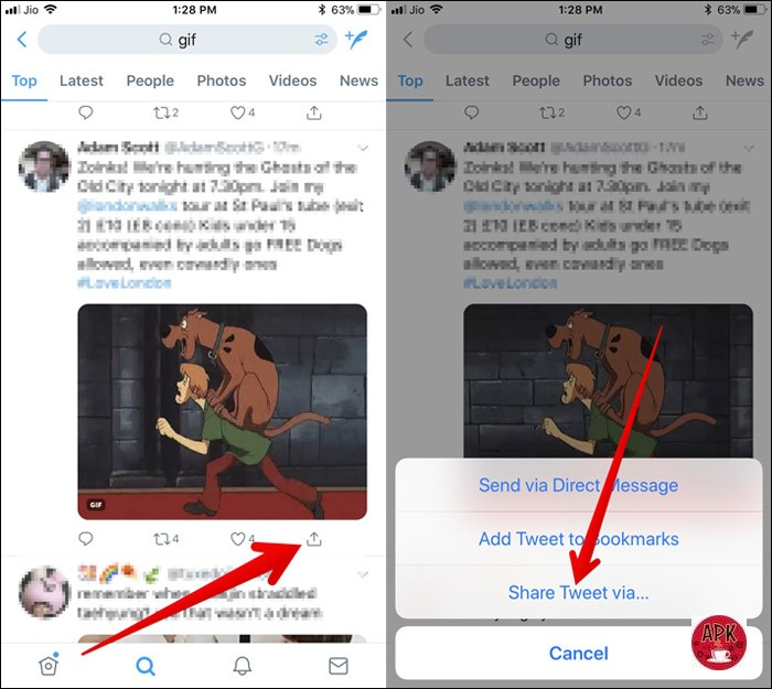 Step 2- GIFwrapping-5 WAYS TO SAVE A GIF FROM TWITTER ON ELECTRONIC DEVICES.jpeg