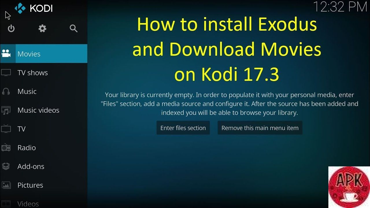 HOW TO DOWNLOAD AND FIND MOVIES ON KODI