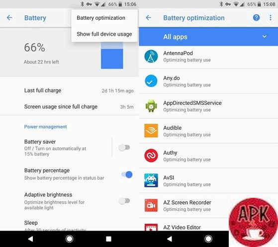 Activate battery saving mode-23 WAYS TO IMPROVE YOUR ANDROID PHONE BATTERY LIFE.jpeg