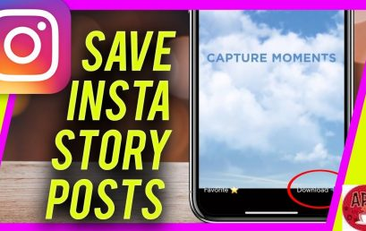 TIPS AND TRICKS TO SAVE SOMEONE'S INSTAGRAM STORY 2020