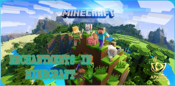 Enchantment In Minecraft Channeling Lure Respiration What Are They Minecraft enchantments can be crafted using an enchanting table and are how you create magic armour, weapons, and tools in minecraft. enchantment in minecraft channeling