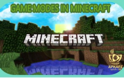 How many game modes in Minecraft?
