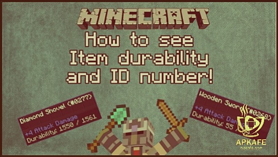 How to See Durability in Minecraft