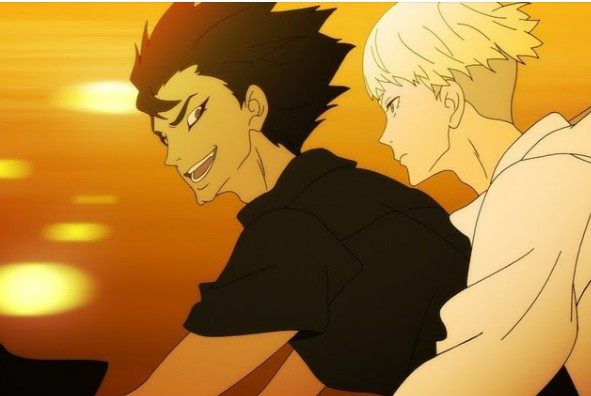 most favorite anime on Netflix 2