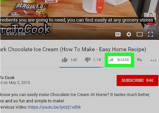Youtube tips: How to embed a Youtube video on Facebook