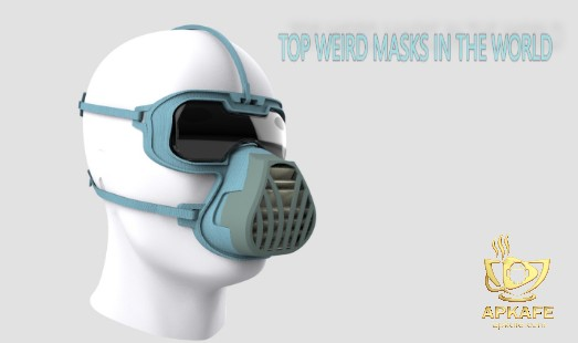 TOP MOST HORRIBLE MASKS IN THE WORLD THAT KEEP THE OPPOSITE AWAY FROM 16 FEET