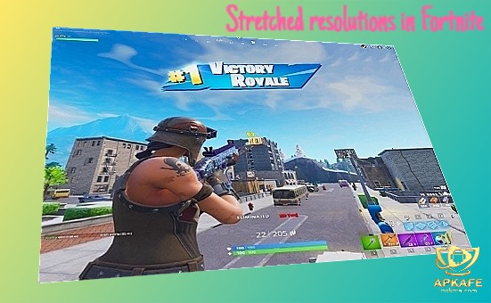 How To Play Stretched Resolutions in Fortnite  2