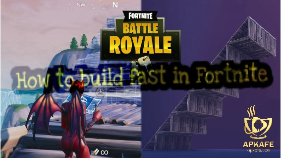 How to build fast like a pro in Fortnite