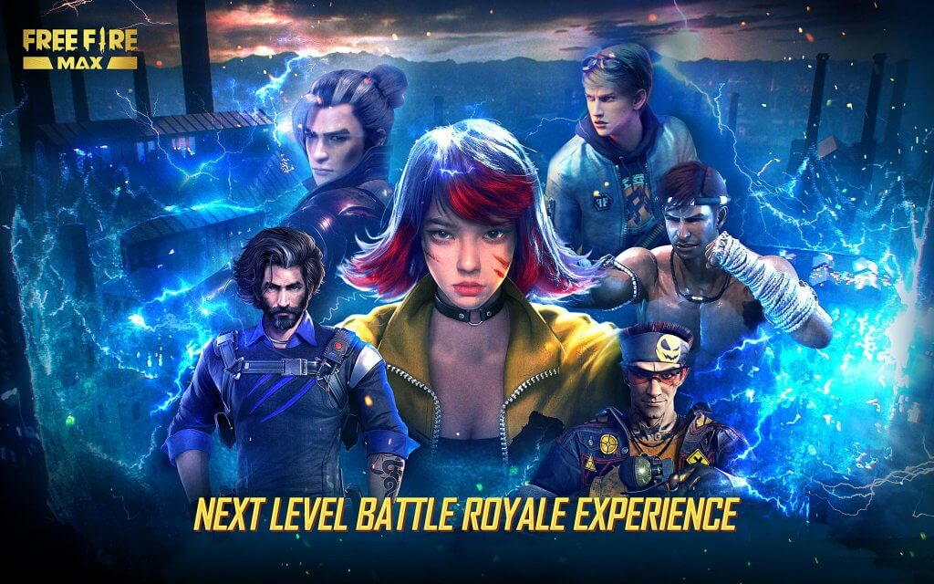 Download Free Fire MAX Download Free For Mobile Android APK - Install Now1