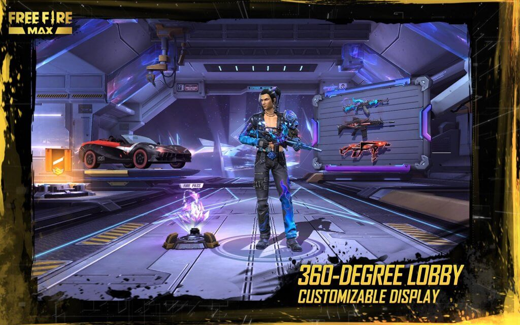 Download Free Fire MAX Download Free For Mobile Android APK - Install Now5